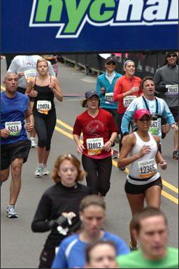 Aayesha-Natasha-Khan-NYC-Half-Marathon-2012