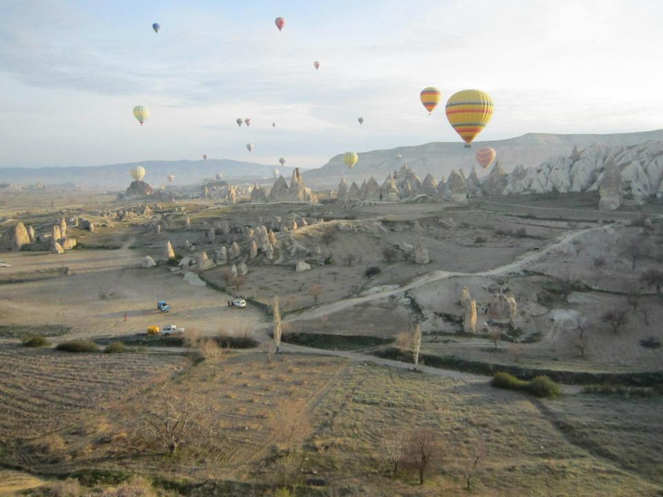 Hot Air Balloon_Turkey