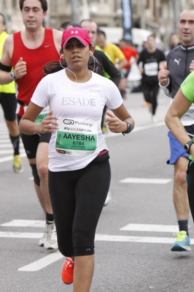 Barcelona-Marathon-Aayesha-Natasha-Khan