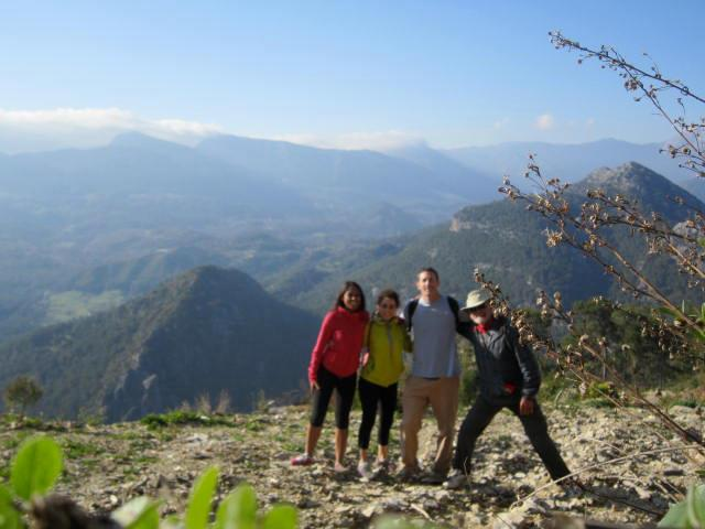 Hiking_Olympos Turkey