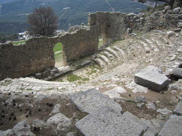 The larger theatre