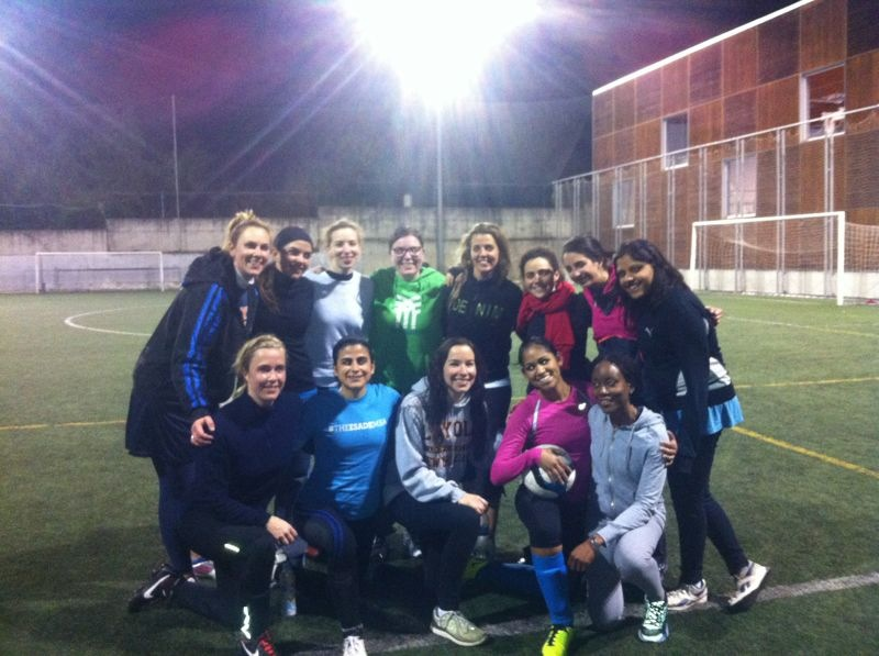 ESADE Girls Football