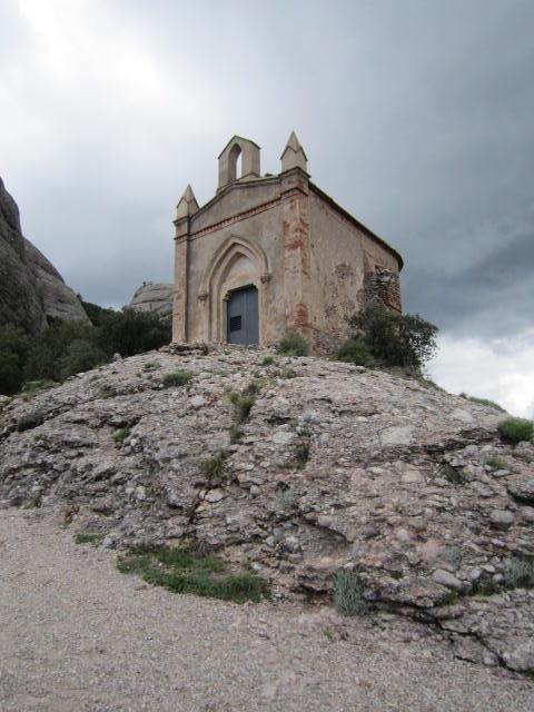 Hermitage on the mountain