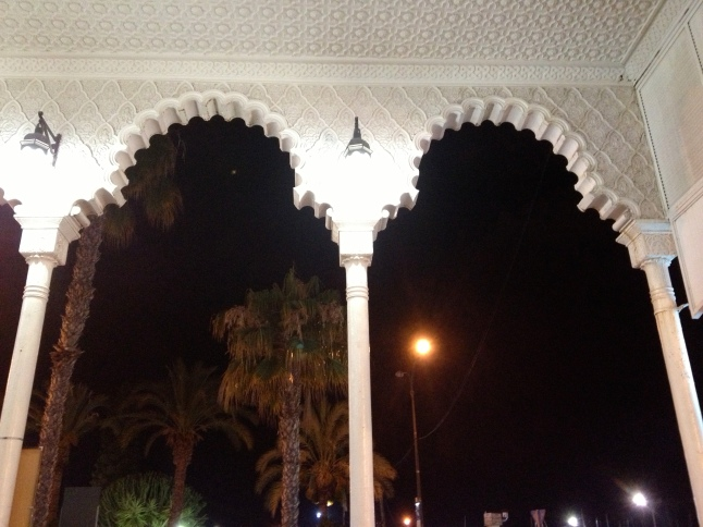 Nice Moroccan type arches