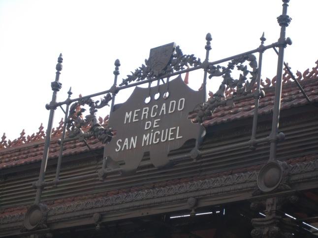 Mercardo de San Miguel