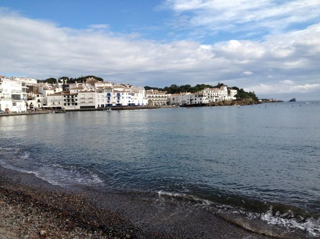 Beautiful seaside in Capaquez