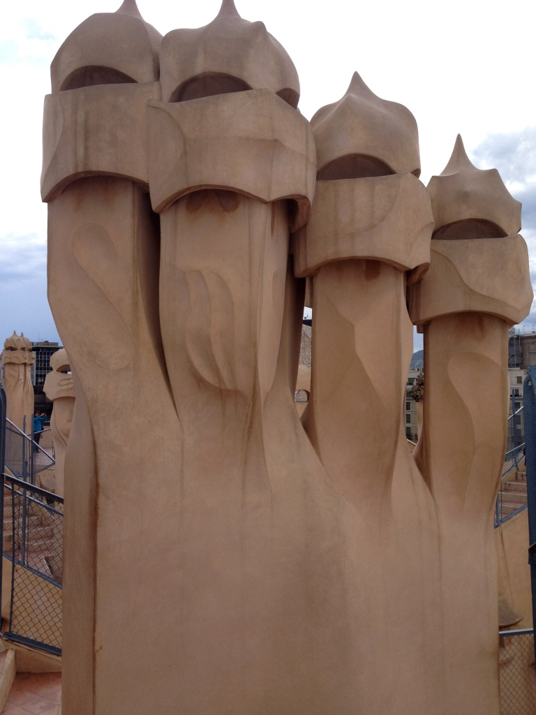 Now that's Gaudí