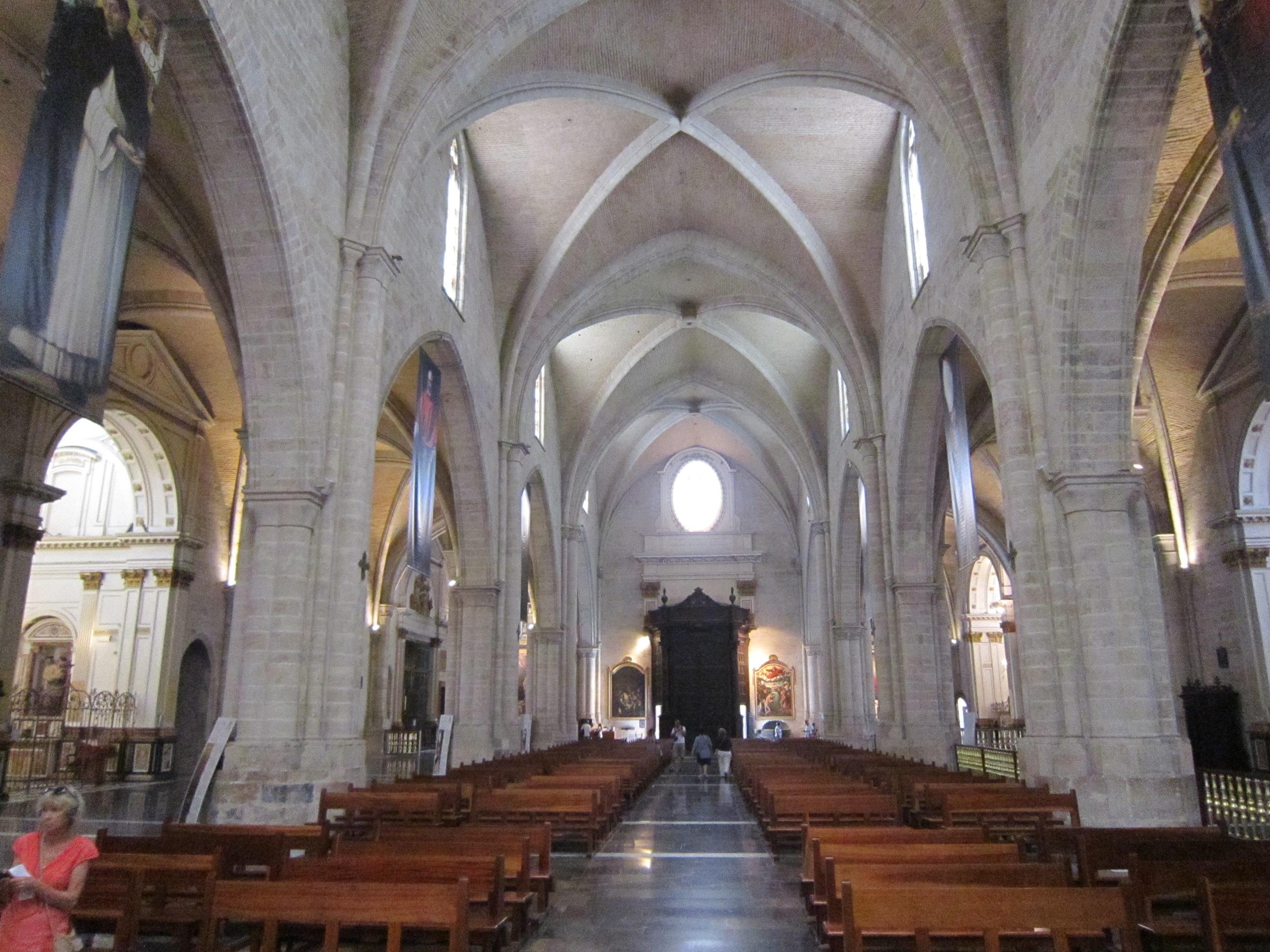 Catedral de Valencia – Repeat One, Repeat All