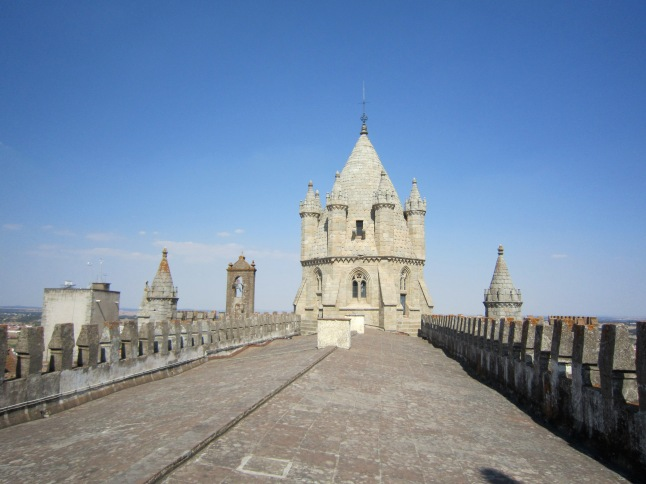 Roof of the cathedral