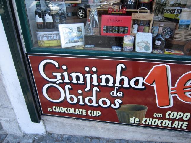Ginjinha - so delicious!