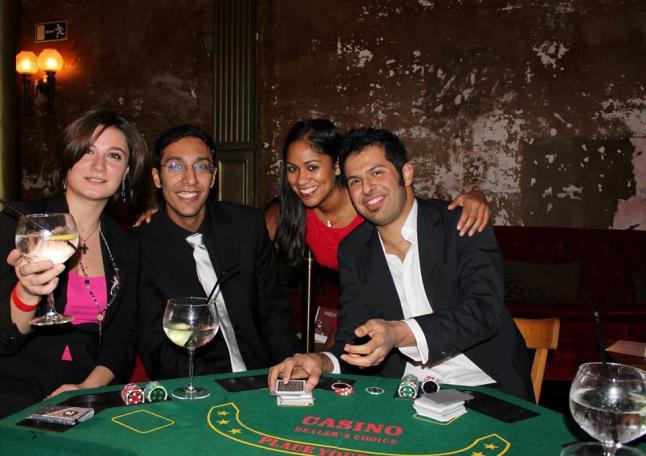 Casino Nite Failure