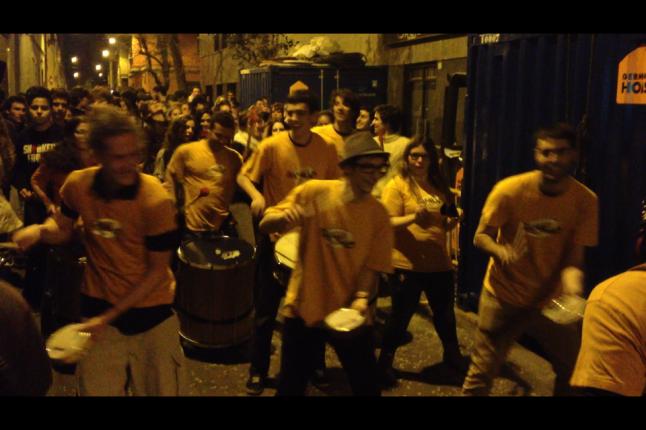 Brazilian Drumming Group